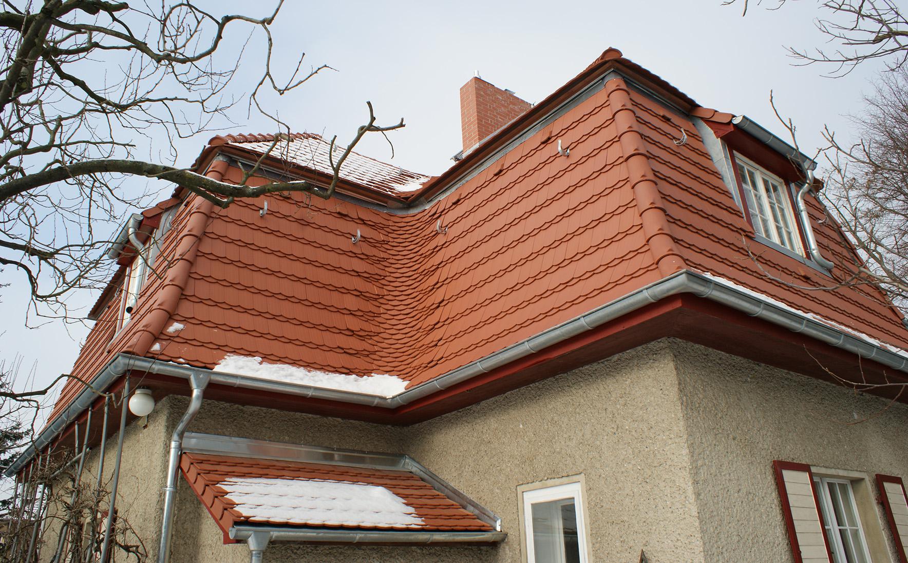 Sanierung Wohnhaus 1