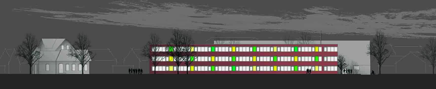 WBW Erweiterung Schulzentrum 1